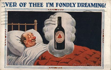 Beer In Ads #2395: Ever Of Thee I'm Fondly Dreaming