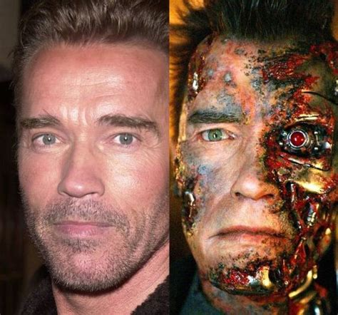 Amazing Makeup Transformations Made By Actors - Barnorama