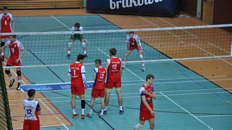 The 1st National Cadet Volleyball Tournament from Polbruk