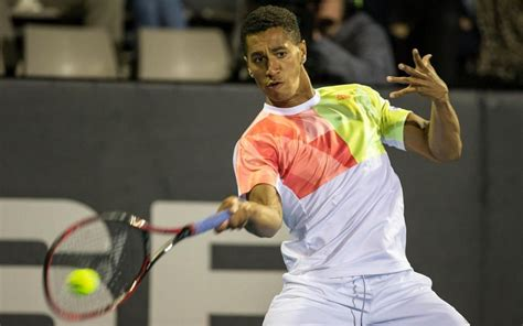Rising stars of tennis: Michael Mmoh leads young Americans