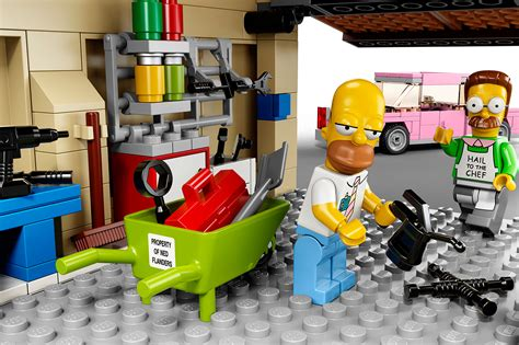 Simpsons LEGO | The Coolector