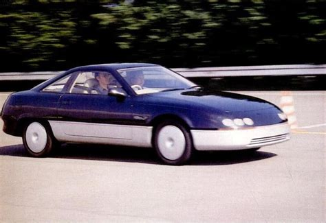 Toyota GTV (1987) - Old Concept Cars