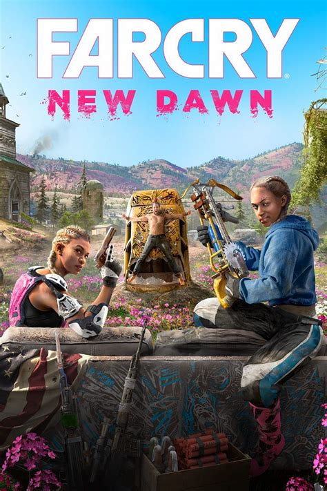 Far Cry: New Dawn for Xbox One (2019) - MobyGames