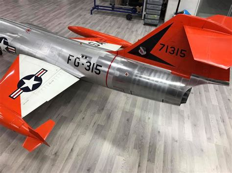 Airworld F-104 Strafighter GIANT - Voltmaster - RC