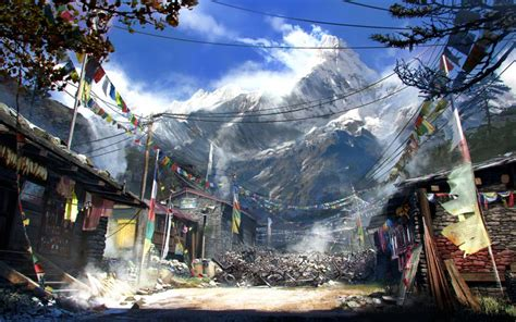 Far Cry 4 played in Nepal to set world record for high