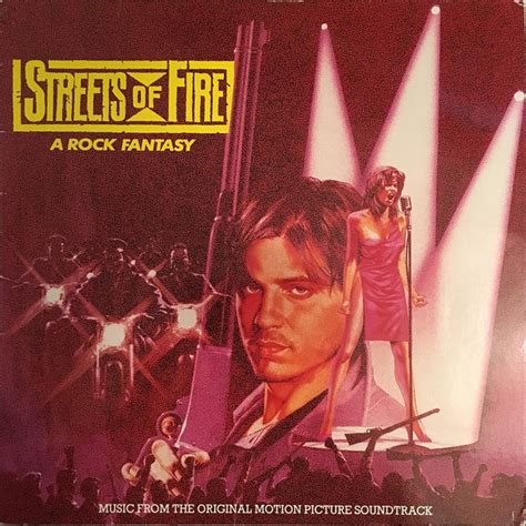 Streets Of Fire - Music From The Original Motion Picture
