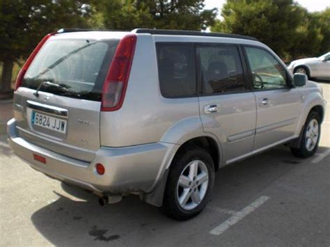 Nissan X-Trail Used car costa blanca spain - Second hand