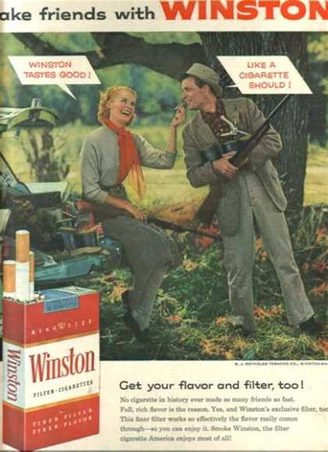 Vintage Tobacco/ Cigarette Ads of the 1950s (Page 9)