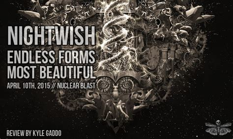 Nightwish - Endless Forms Most Beautiful - Heavy Blog Is Heavy