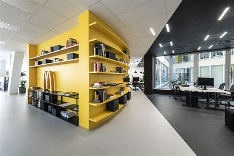 DDB Prague Offices – B² Architecture