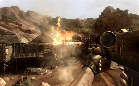Game Patches: Far Cry 2 Patch v1