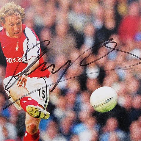 Ray Parlour V Chelsea Fa Cup Final Signed Frame | Official