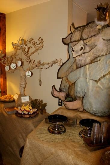 Where the Wild Things Are Baby Shower - Baby Shower Ideas