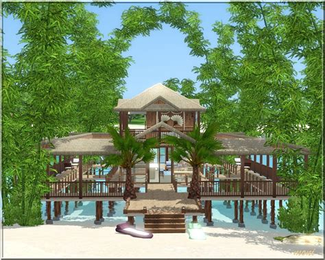 Arda Sims: Water House