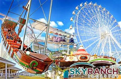 62% off Skyranch Tagaytay's Ride All You Can Promo
