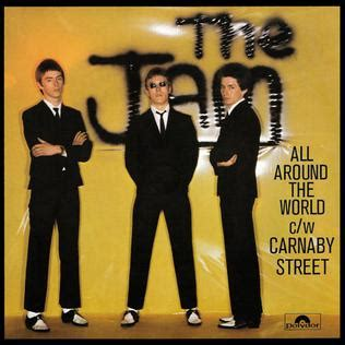 All Around the World (The Jam song) - Wikipedia