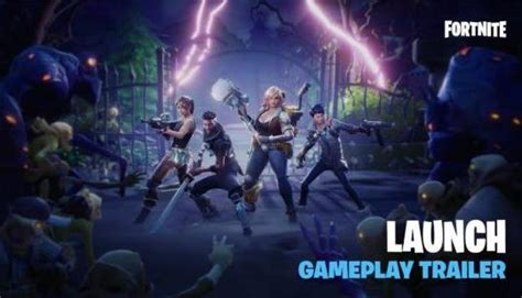 Epic Games Officially Launches Fortnite For PS4, Xbox One
