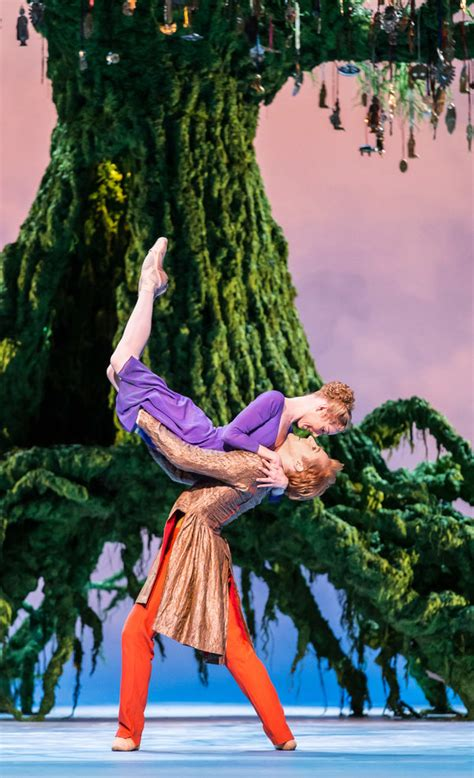 Royal Ballet Presents Premiere of 'The Winter's Tale