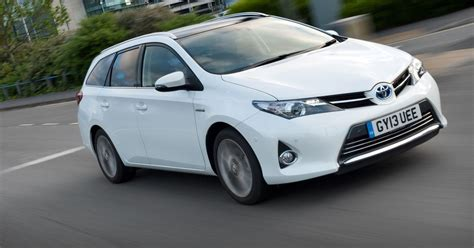 Road Test: Toyota Auris Touring Sports Icon Synergy Drive