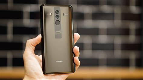 Huawei Mate 10 Pro becomes available first in Singapore