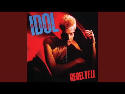 Billy Idol - Eyes Without A Face - YouTube