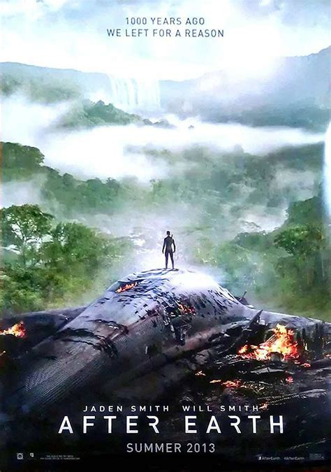 After Earth - film review - MySF Reviews