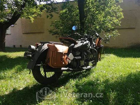 Prodám Indian Scout military r