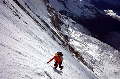 Steck: 28 Hours Up and Down Annapurna South Face