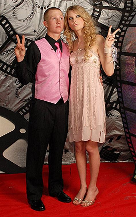 Celebrity Prom Dates: Taylor Swift, Vanessa Hudgens and