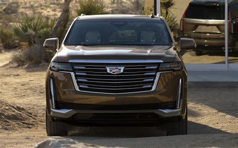 2021 Cadillac Escalade - Wallpapers and HD Images   Car Pixel