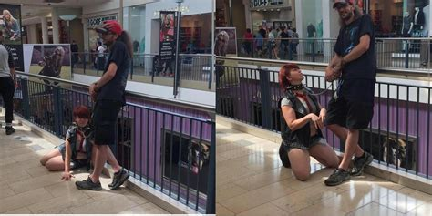 People are freaking out over this photo of a woman being