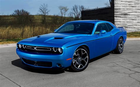 2015 Dodge Challenger SXT Plus - Wallpapers and HD Images