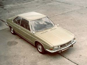 Tatra T613 Coupe Prototype (1969) – Old Concept Cars