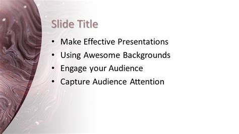 Free Stone PowerPoint Template - Free PowerPoint Templates