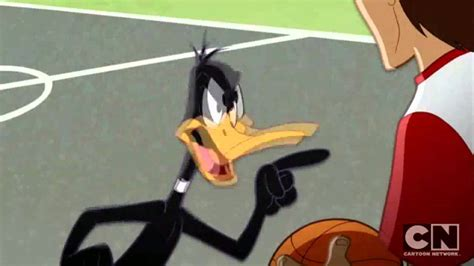 """The Looney Tunes Show - """"Bugs and Daffy Playing Basketball"""