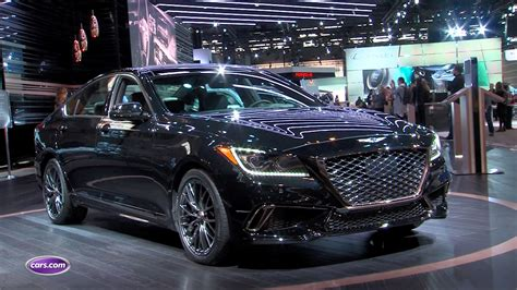 2018 Genesis G80 Sport Review: First Impressions - YouTube