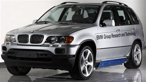 2001 BMW X5 Hybrid Concept - Wallpapers and HD Images
