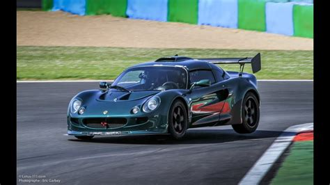 Magny Cours F1 - Lotus Exige S1 - 1'54'65 - YouTube